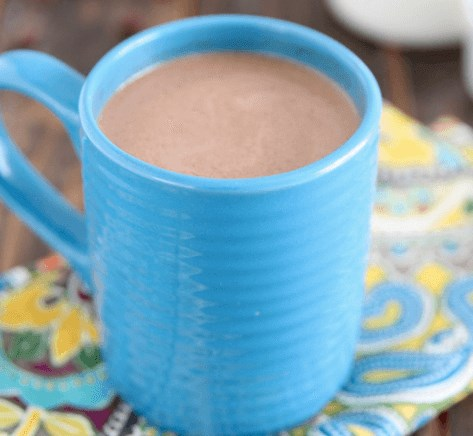 How To Make Incredible Hot Chocolate…In Your Crockpot! #drinks #recipes