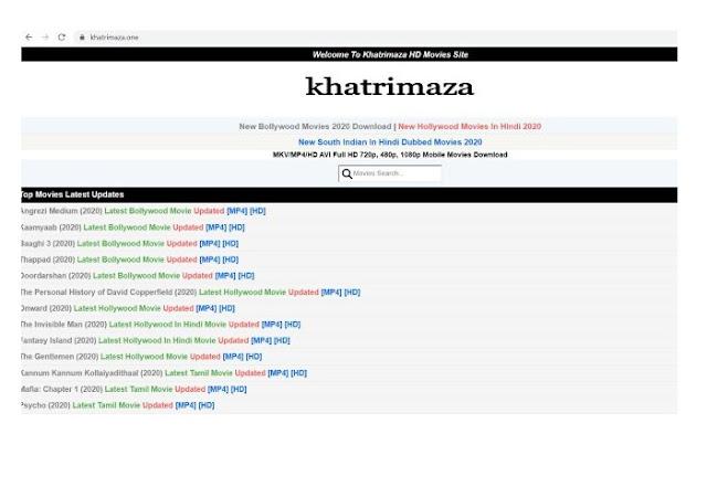 Khatrimaza Hindi Movie Download Free | khatrimaza के बारे में पूरी जानकारी