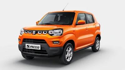 Maruti Suzuki S-Presso Launched in India- Specs and Reviews