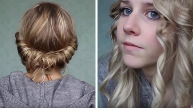 La bonne technique pour avoir des cheveux ondulés et bouclés sans fer à boucler