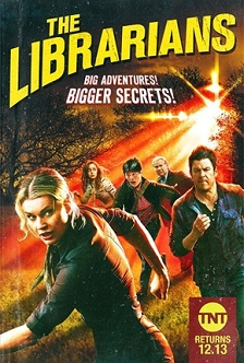 The Librarians 4ª Temporada (2017) Legendado – Download Torrent