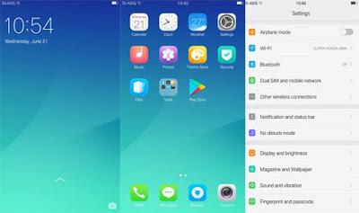 Custom ROM ColorOS V3.0 Xiaomi Redmi 4X (Santoni)