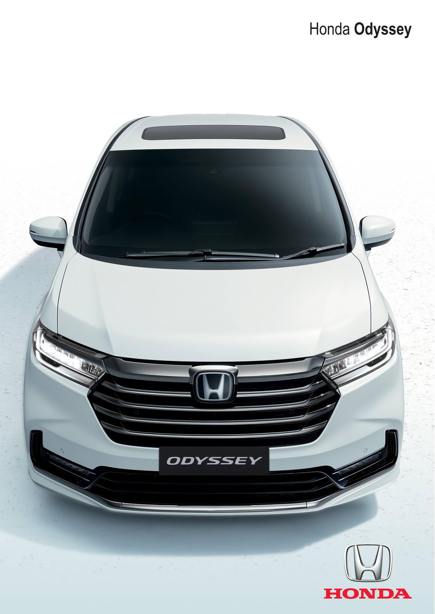 Harga Honda Odyssey Pekanbaru Riau Terbaru bulan ini 2021