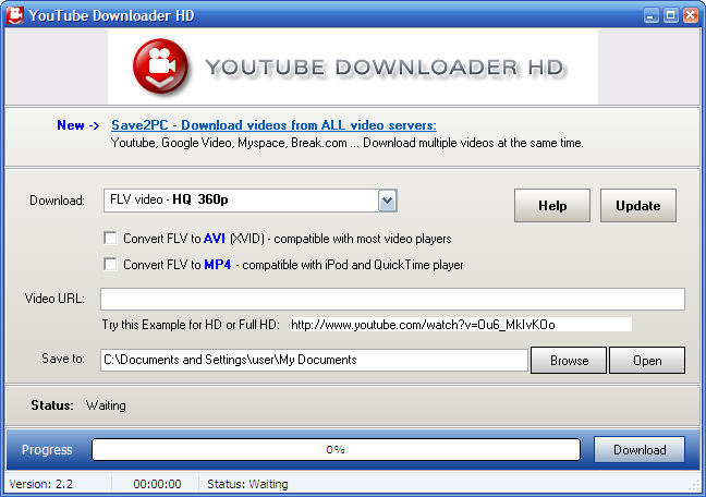 Free install youtube downloader new version
