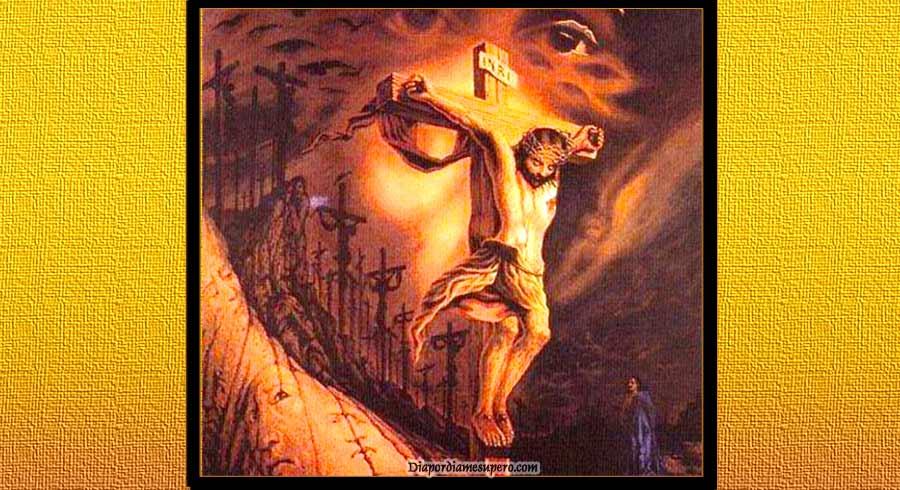 Test: Descubre tu nivel espiritual. ¿Cuántas veces ves a Jesús en la imagen?