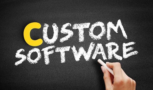 custom software solutions business saas programs