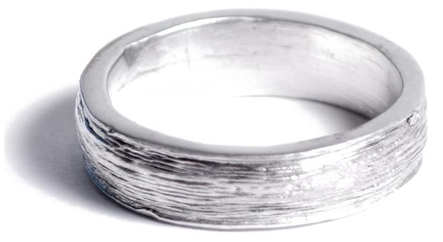 Ten Years Men Tin Ring