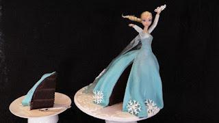 kue ulang tahun elsa