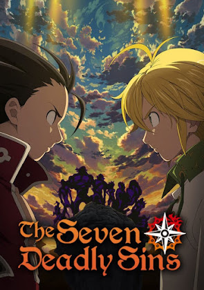 The Seven Deadly Sins 1ª, 2ª e 3ª Temporada