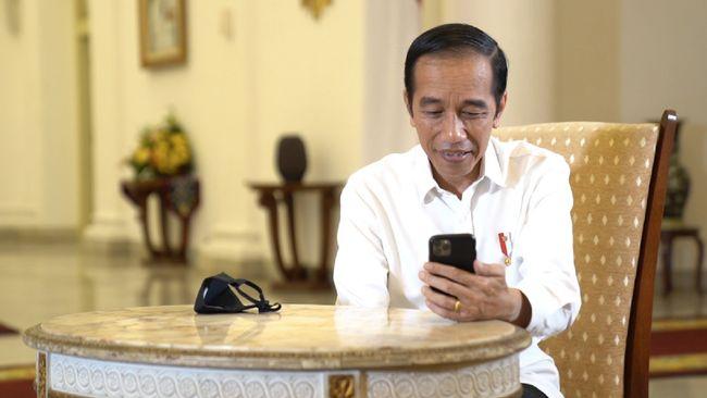 Jokowi: Ayo! Masyarakat Harus Aktif Sampaikan Kritik dan Masukan