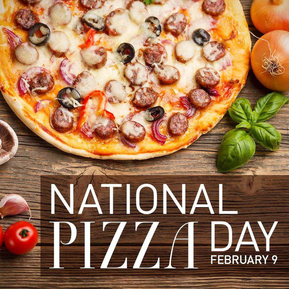 National Pizza Day Wishes Awesome Picture