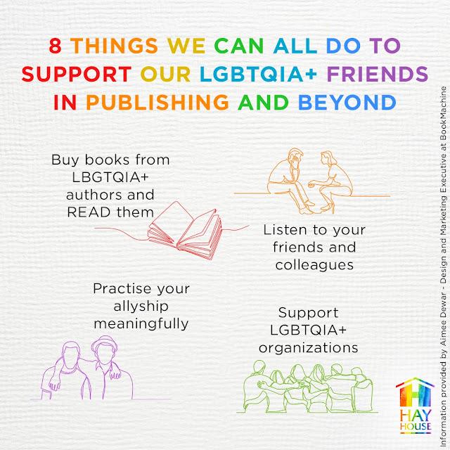 Pride 2021 - Publishing
