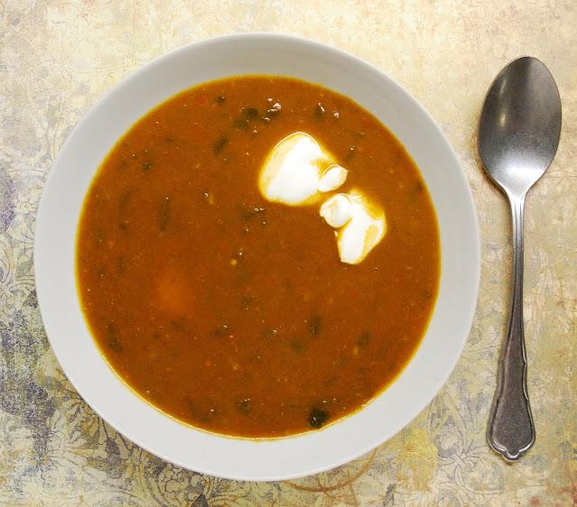 Soupe de blettes israélienne