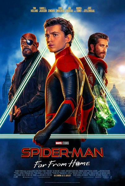 Download Full Movie Spiderman: Far From Home 2019