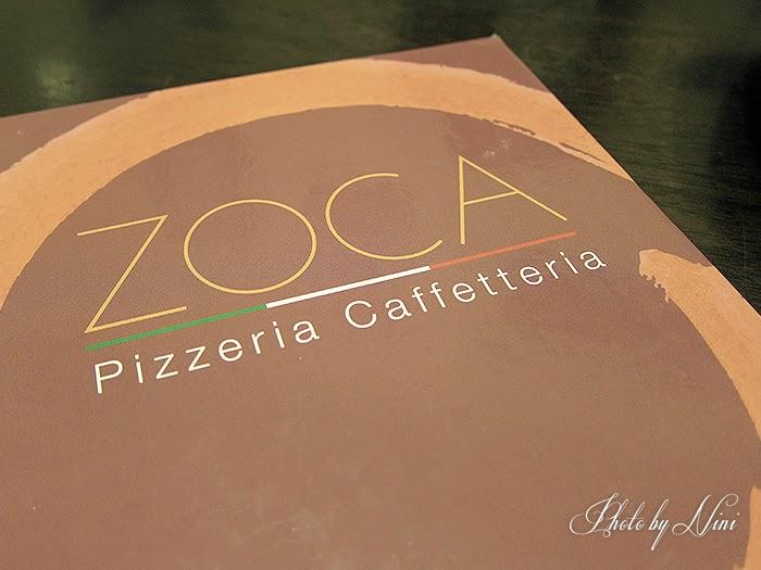 【台北大安區】ZOCA佐卡義式窯烤披薩屋。義大利人指名推薦台灣最道地的Pizza