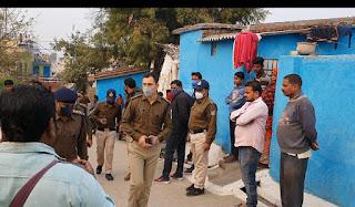 जबलपुर पुलिस एवं प्रशासन की नगर निगम के साथ मिलकर माफिया के विरुद्ध कार्यवाही