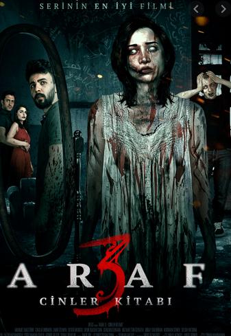 Araf 3: Cinler Kitabi (2019) Hindi Dubbed