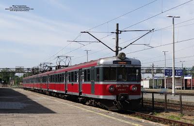EN71-037, Przewozy Regionalne, Polregio, stacja Oświęcim