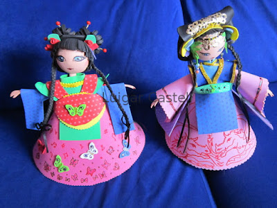 Muñecas de ópera