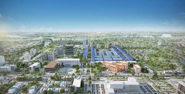 Nhu cầu về những khu đô thị hiện đại, văn minh ngay trung tâm ngày càng cao
