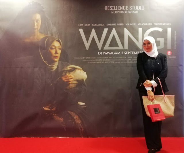 Filem Wangi, filem Wangi sinopsis, review filem Wangi, trailer filem Wangi, trailer filem Wangi official,  sinopsis filem Wangi,