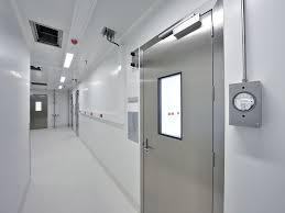 Lắp đồng hồ đo chênh áp phòng sạch