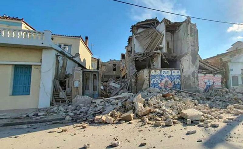 Βοήθεια για τους σεισμόπληκτους της Σάμου συγκεντρώνει ο Δήμος Ορεστιάδας