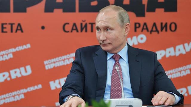 """Putin considera a Kim Jong-un """"ganador"""" de la batalla con EEUU"""