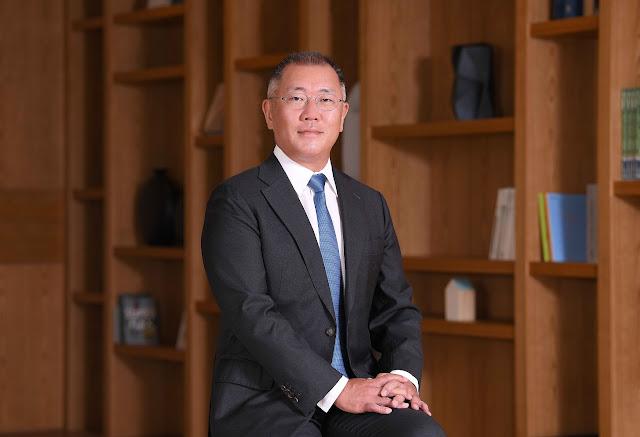 Euisun Chung è stato nominato Chairman di Hyundai Motor Group