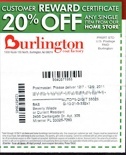 About Burlington Coat Factory Store At Burlington, you'll find a large assortment of current, high-quality, designer and name-brand merchandise at up to 65% off department store prices every day. Choose from a large selection of coats, clothing, and shoes for the entire family.