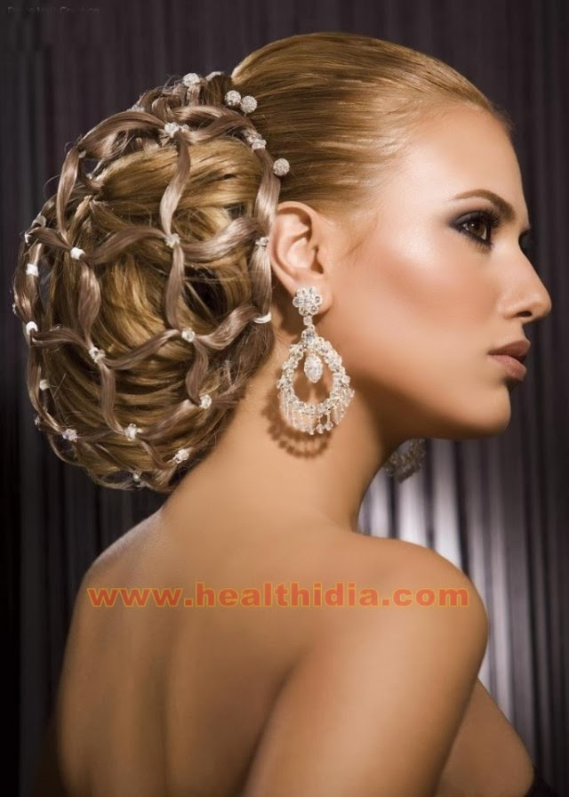 Enjoyable Worlds Best Wedding Hairstyles For Girls Hairstyles For Women Draintrainus