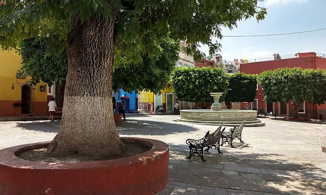 Plaza _Mexiamora