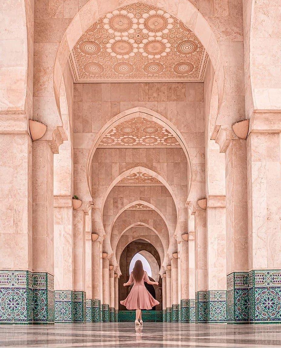 Destinasi Wisata Eksotis Maroko 2021
