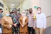 Kapolda Susel Hadiri Peresmian Gedung Infection Centre UPT RSUD Sayang Rakyat Makassar