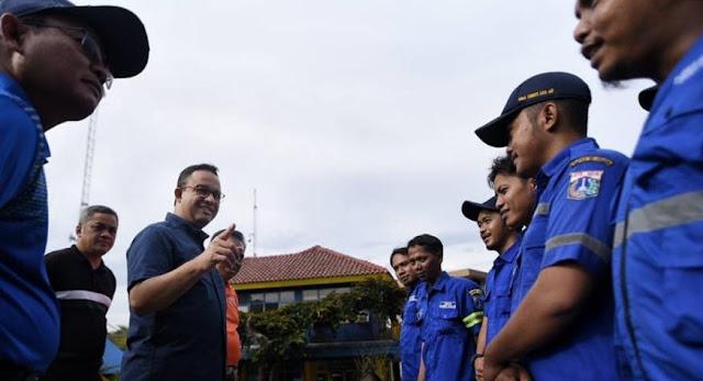 Gubernur Lain Harusnya Mencontoh Anies, Fokus Melayani Warganya Bukan Malah Kampanye Pilpres