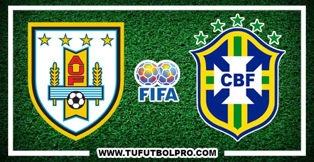 Ver Uruguay vs Brasil EN VIVO Por Internet Hoy 23 de Marzo 2017