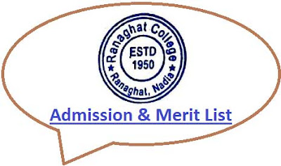 Ranaghat College Merit List