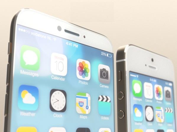 iPhone 6 Layar 4,7 Inci Siap Diproduksi Juli, Phablet 5,5 Inci Agustus