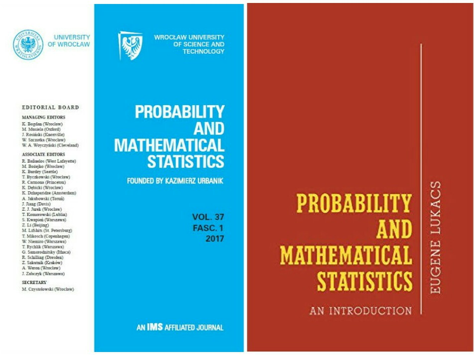 (PDF, 703Pages, 3MB) Download Probability and Mathematical Statistics Textbook