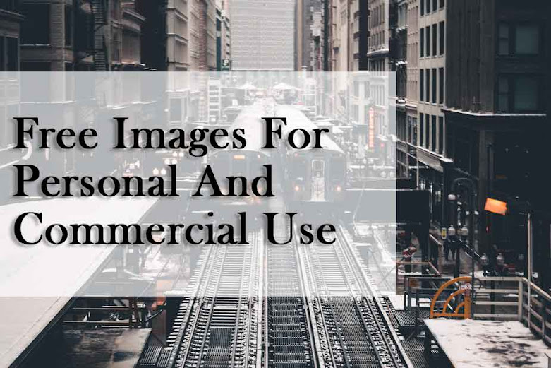 Websites where you find free images for personal and commercial use