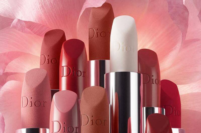dior baume à lèvres teinté