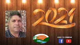 Mensagem de ano novo do Vereador Valdinho