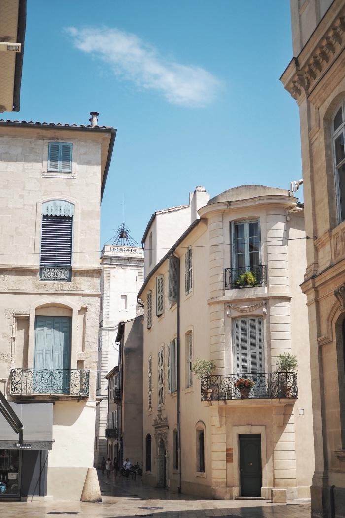 Séjourner à Nîmes