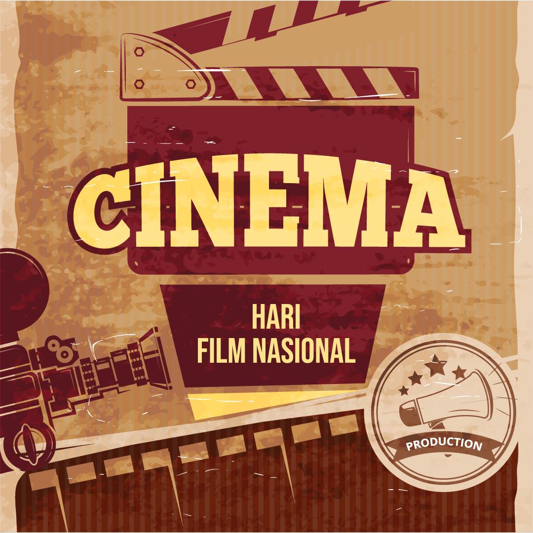 Gambar Ucapan Selamat Hari Film Nasional 2021