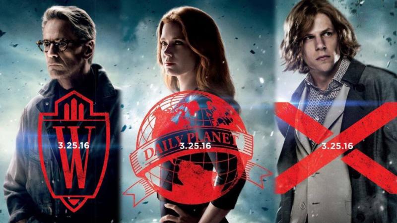 Posters de Batman vs Superman