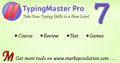 Typing Master Pro 7 Free Download
