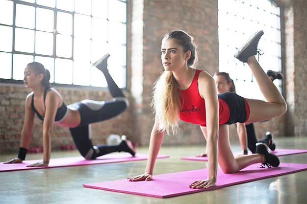 Yoga Burn Foundation Mat- Specially Designed