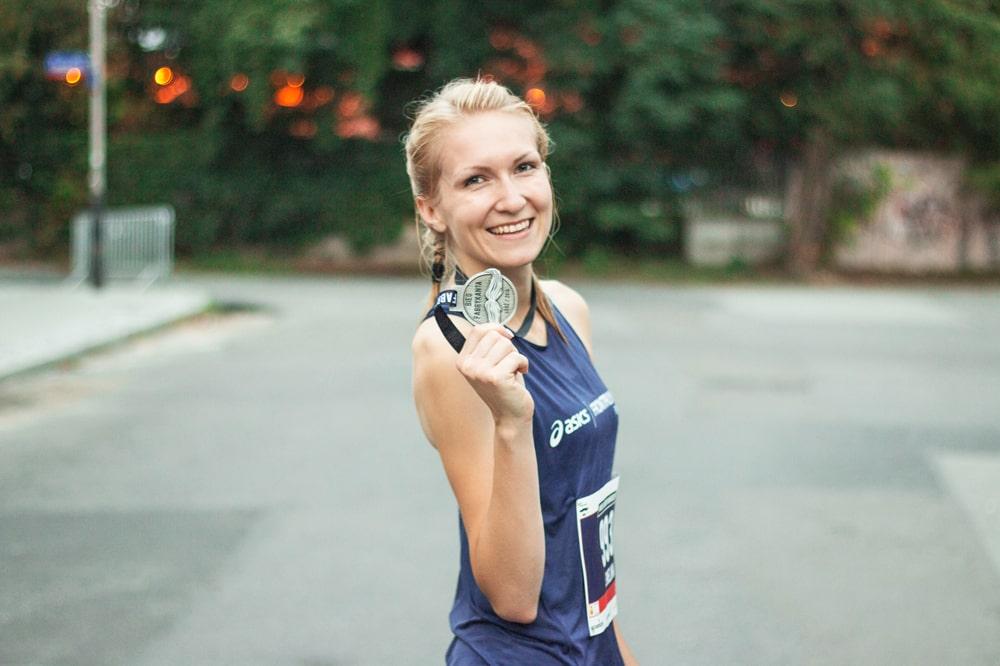 Medal Bieganie