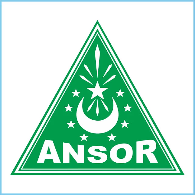 GP Ansor Logo - Free Download File Vector CDR AI EPS PDF PNG SVG