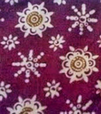 motif batik jambi tampuk manggis